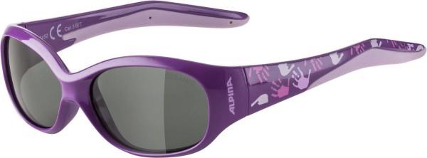 Flexxy Kids Sonnenbrille 0-6 Jahre purple hands