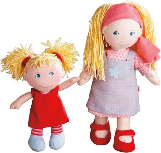 Puppen-Schwestern Lennja & Elin