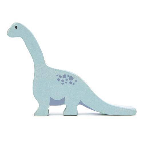 Holztier Brachiosaurus