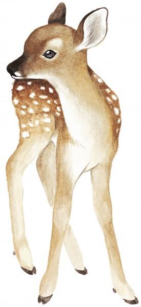 XL Sticker Reh