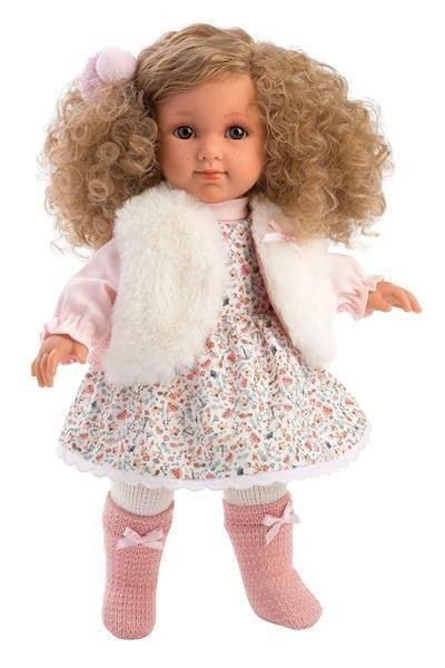 Elena mit Locken 35cm Puppe