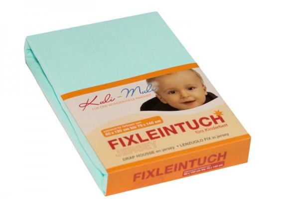 Fixleintuch Jersey 70/140 türkis