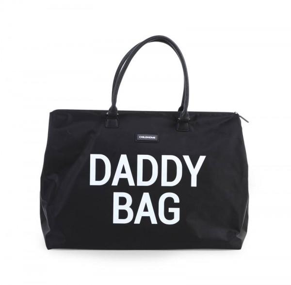 Daddy Bag Schwarz Weiss