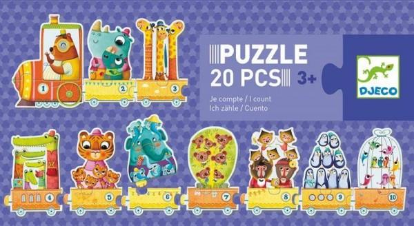 Puzzle Duo Ich zähle bis