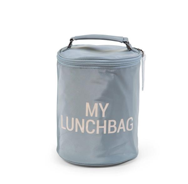 My Lunchbag isolierend blau-grau