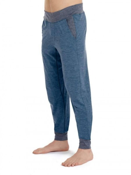 Men XL Hose blue stay warm