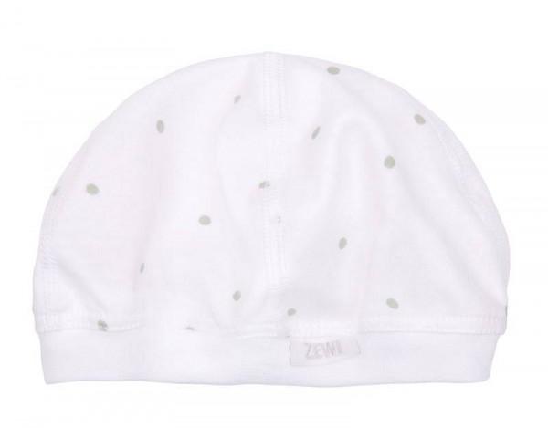 Mütze green Dots XS