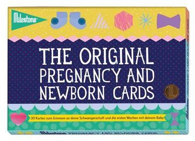 Schwangerschaftskarten Deutsch