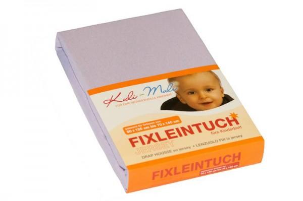 Fixleintuch Jersey 70/140 flieder