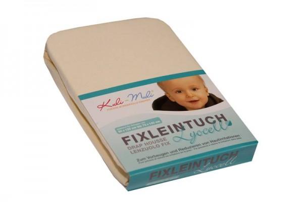 Lyocell Fixleintuch 70/140 écru