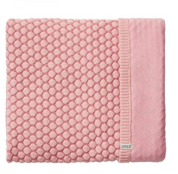 Decke Joolz pink Essential Honeycomb