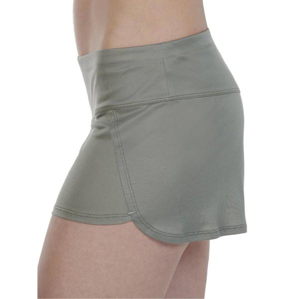 Women L Shorts Sage Stay cool