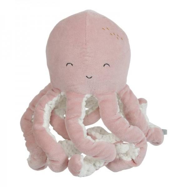 Kuschel Oktopus Ocean pink