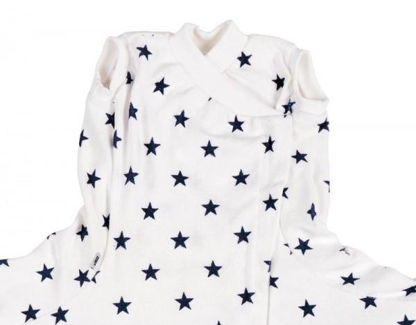 ZEWI-FIX-Decke 70x140 navy Stars