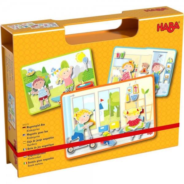 Magnetspielbox Kindergarten