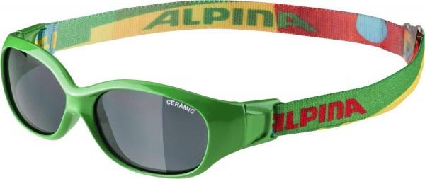 Sports Flexxy Kids 0-6 J green Sonnenbrille