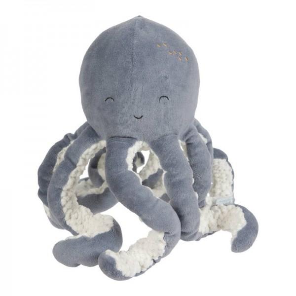 Kuschel Oktopus Ocean blue