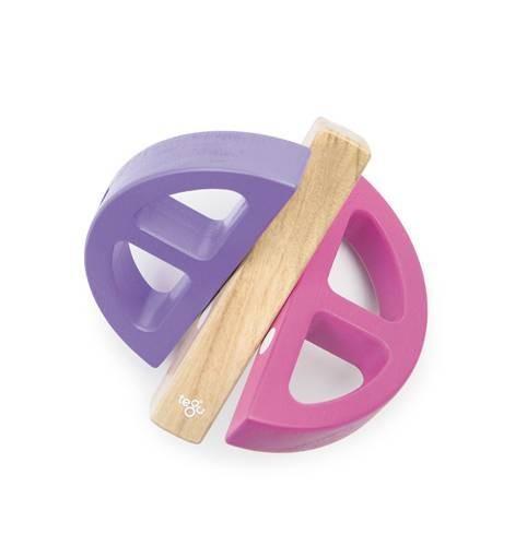 Tegu Baby Swivel Bug C violett-pink