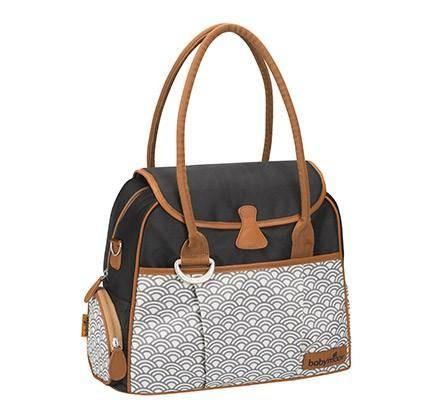 Wickeltasche Style Bag black