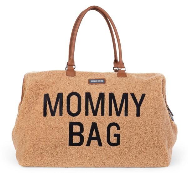 Mommy Bag Teddy caramel