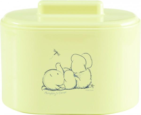 Kombibox, gefüllt - 86 yellow Cosy Humphrey
