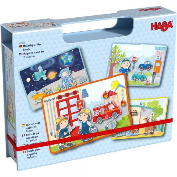 Magnetspielbox Berufe