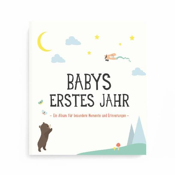 Baby's erstes Jahr Album Deutsch