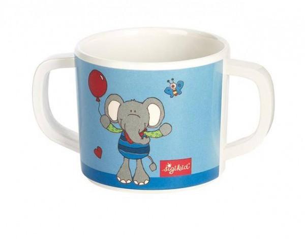 Tasse 7,5 cm Elefant