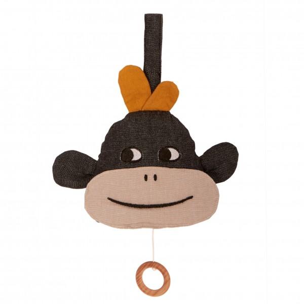 Affen Spieluhr