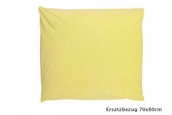 Wickelkissenbezug 77x84 SECURE gelb