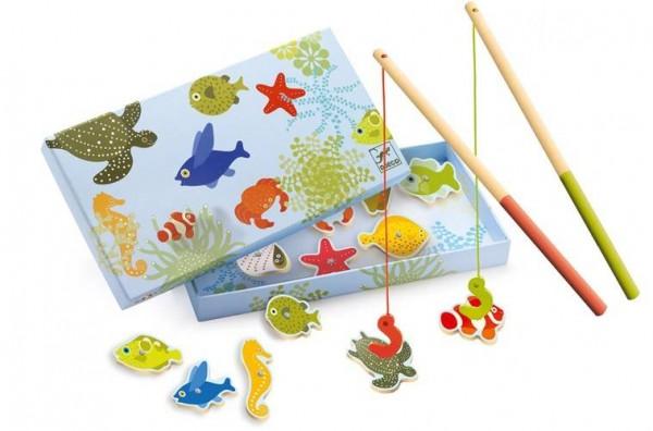 Magnetspiel Fishing Tropic