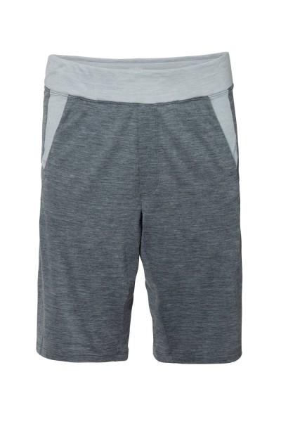 Men L Shorts dark grey stay warm
