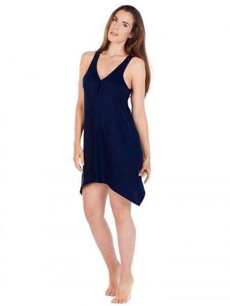 Women M Nachthemd Navy blue Stay cool