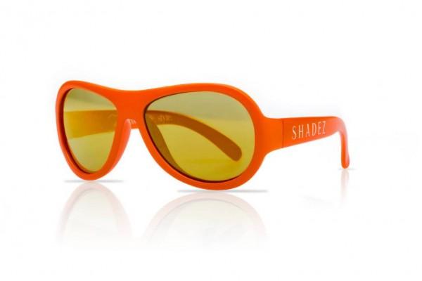 Sonnenbrille 0-3 Jahre orange