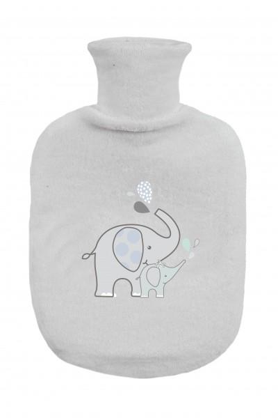 Bettflasche Ollie mit Frotteeüberzug
