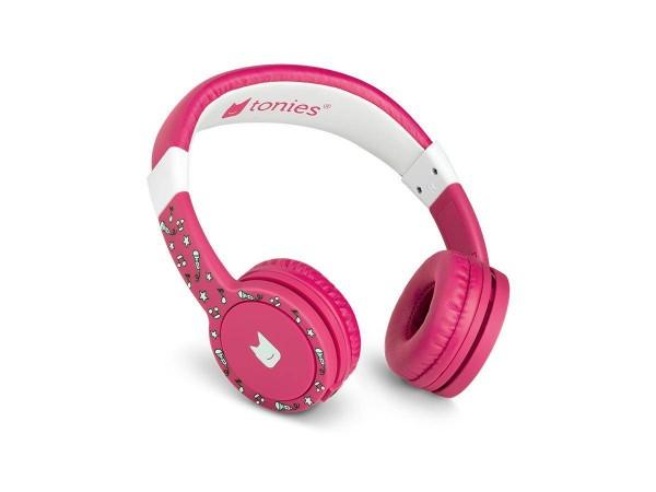 Tonie-Lauscher Pink Kopfhörer