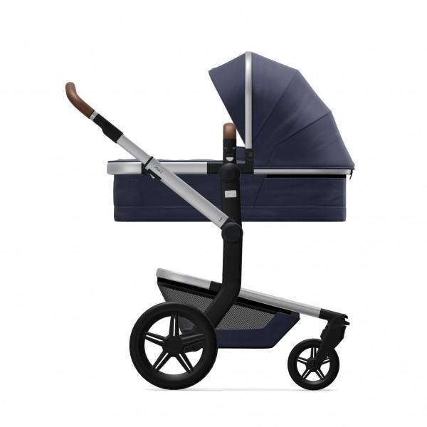 Day + Classic Blue mit Regenschutz, Sonnenschirm, Wickeltuch