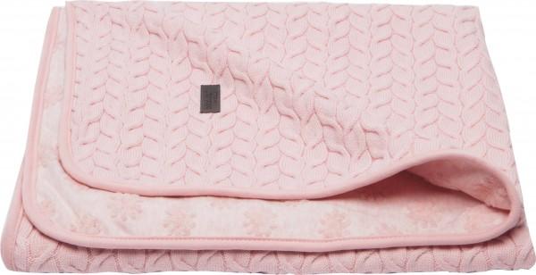 Samo Decke 70x100 blush pink
