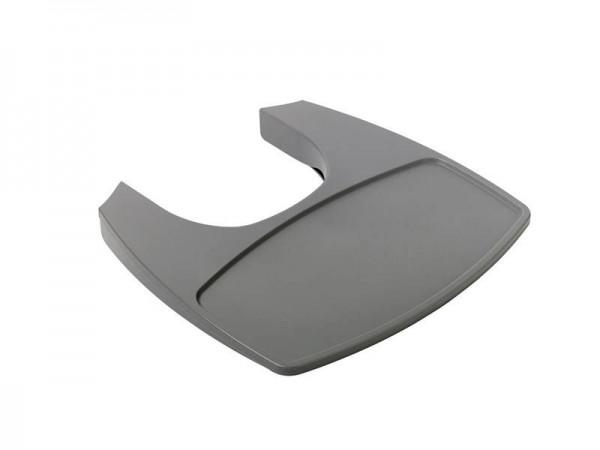 Tisch grau zu Leander Hochstuhl