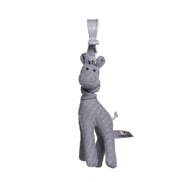 Giraffe grau vibrierend