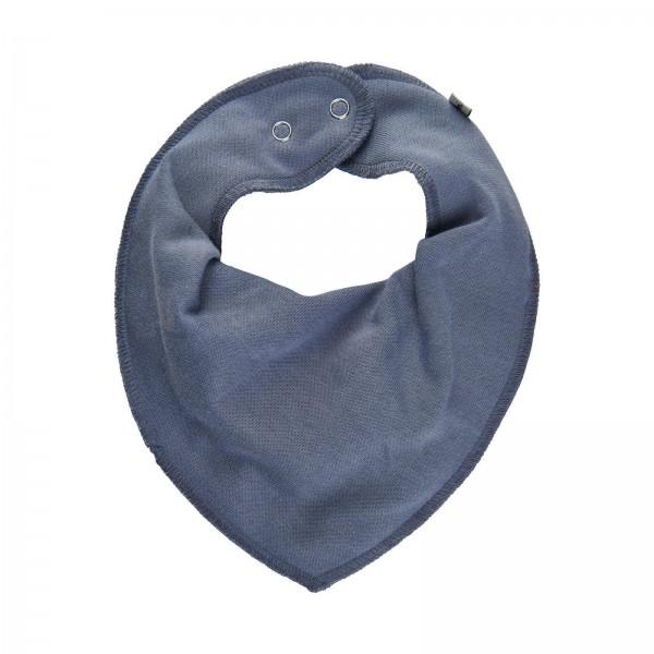 Halstuch mit Druckknopf Blue Granite