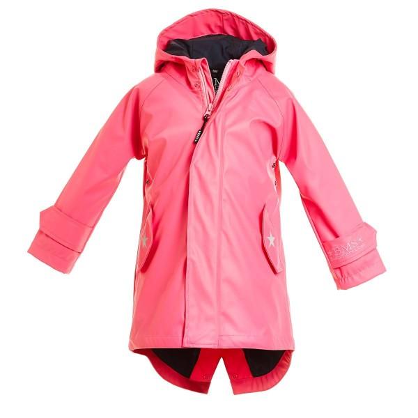 Regenmantel 98 Hafencity Softskin pink