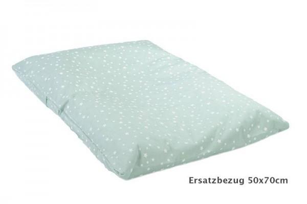 Wickelkissenbezug 54x77 SECURE Frosty Stars