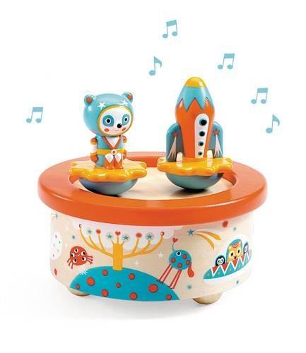 Spieluhr Space Melody