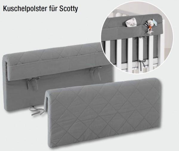 SCOTTY Kuschelposter anthrazit 88x36