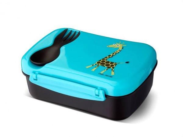 N'ice Box Lunchbox mit Kühlelement türkis