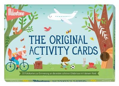 Aktivitäten Karten Deutsch