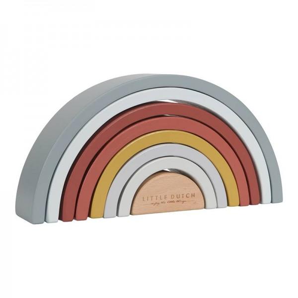 Stapel-Regenbogen Pure