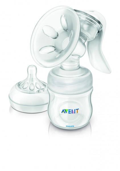 Handmilchpumpe Komfort
