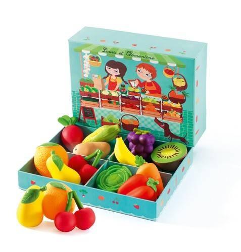 Louis et Clementine Früchte